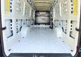 zona de carga MAN TGE 3180 automática