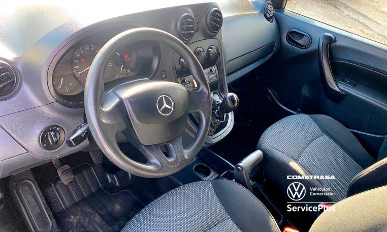 cabina Mercedes-Benz Citan 111 1.5 CDI