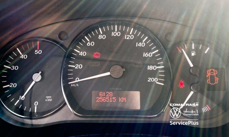 kilómetros Mercedes-Benz Citan 111 1.5 CDI