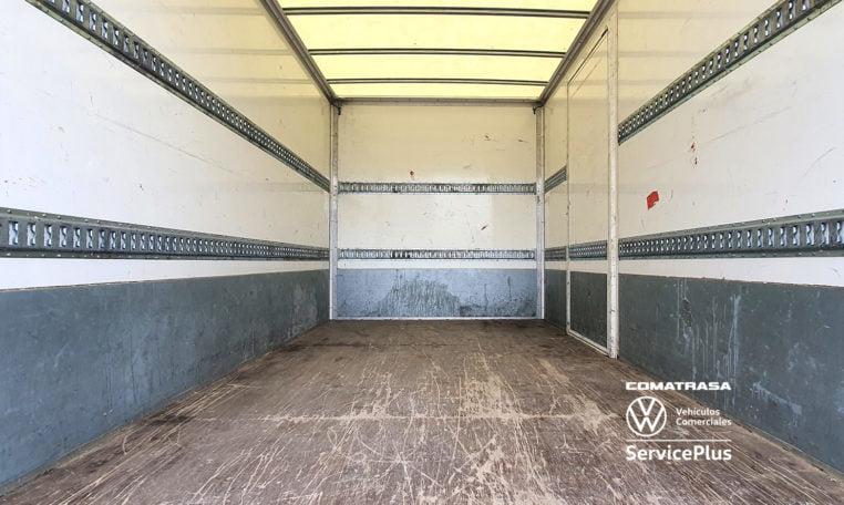 capacidad Renault Master Caja Cerrada Sigler