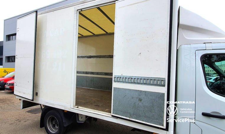 puerta lateral Renault Master Caja Cerrada Sigler