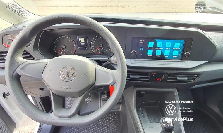 interior Volkswagen Caddy 5 Cargo 75 CV 2021