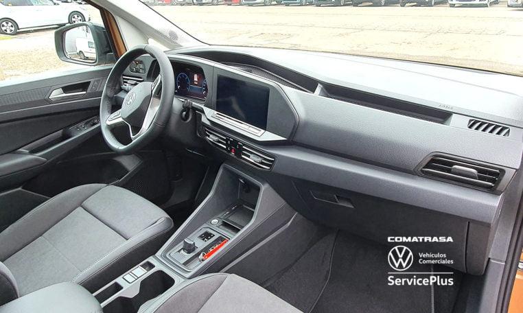asientos delanteros Volkswagen Caddy 5 Life DSG