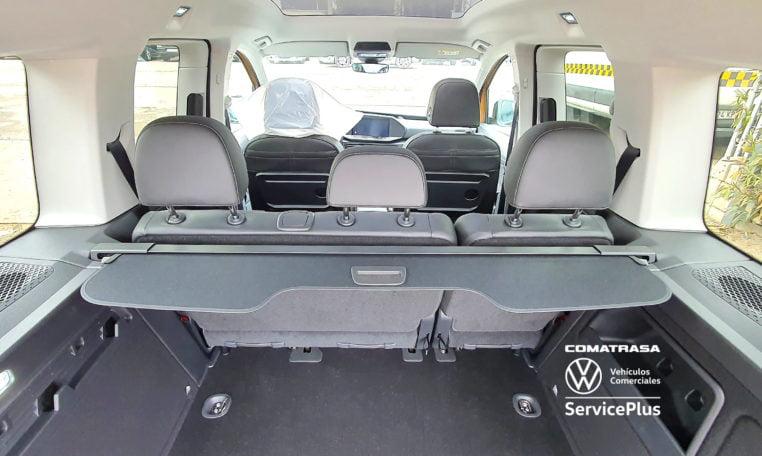 5 plazas Volkswagen Caddy 5 Life DSG