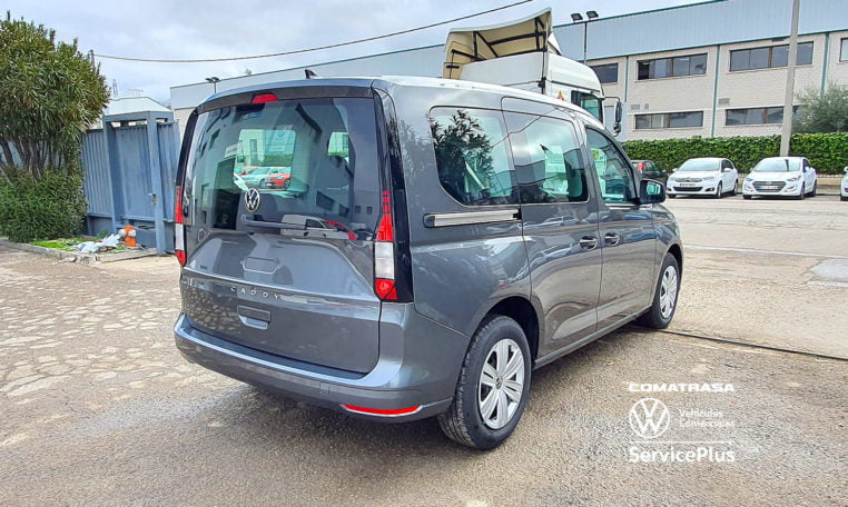 2021 Volkswagen Caddy 5 Origin 102 CV