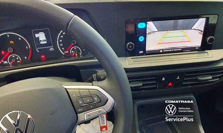 cámara marcha atrás Volkswagen Caddy 5 Origin 102 CV