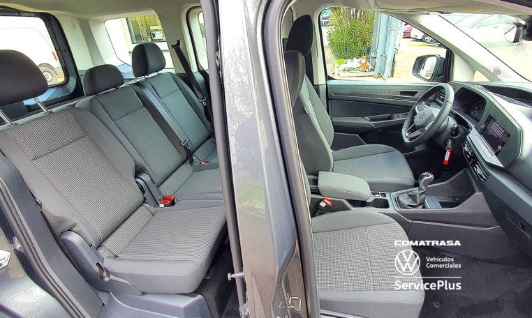 5 plazas Volkswagen Caddy 5 Origin 102 CV