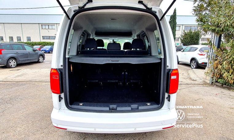 maletero Volkswagen Caddy Outdoor