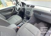 asientos delanteros Volkswagen Caddy Outdoor