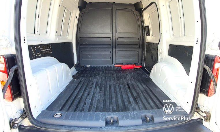 zona de carga Volkswagen Caddy Profesional 1.4 TGI