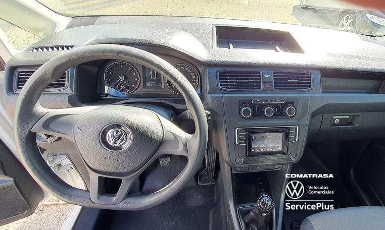 salpicadero Volkswagen Caddy Profesional 1.4 TGI