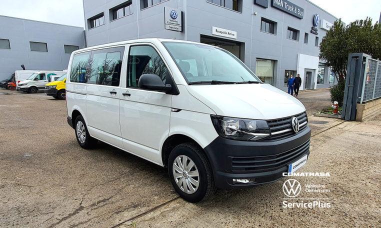 2020 Volkswagen Caravelle DSG