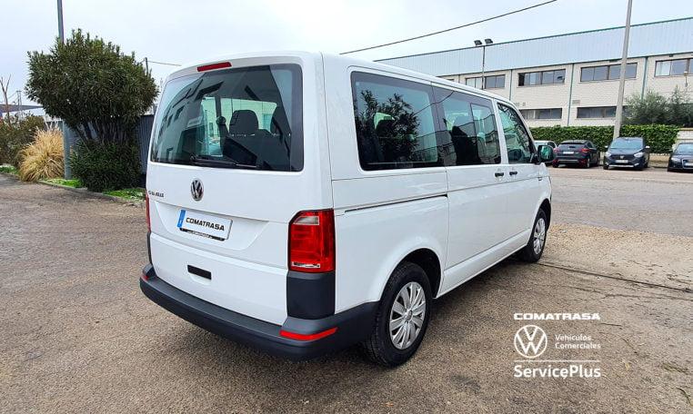 lateral derecho Volkswagen Caravelle DSG