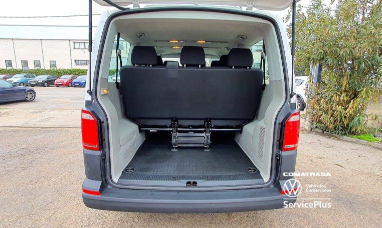 maletero Volkswagen Caravelle DSG