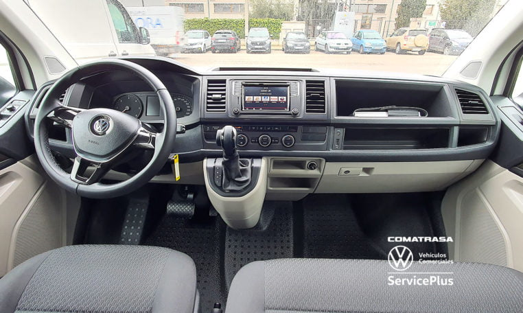 salpicadero Volkswagen Caravelle DSG