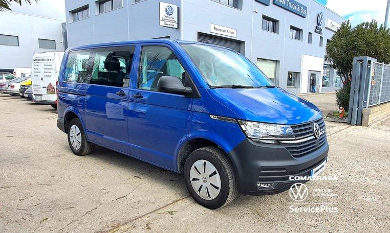 Volkswagen Caravelle Origin T6.1 segunda mano