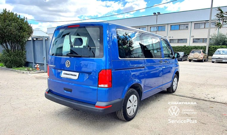 lateral derecho Volkswagen Caravelle Origin T6.1