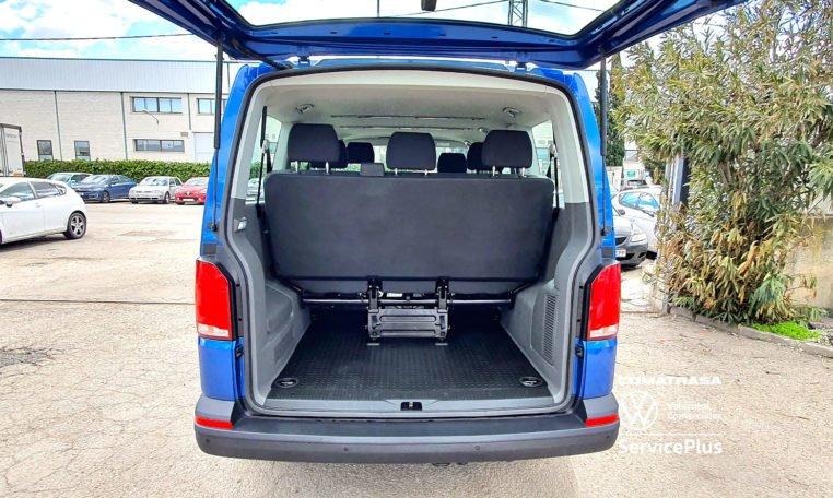 maletero Volkswagen Caravelle Origin T6.1