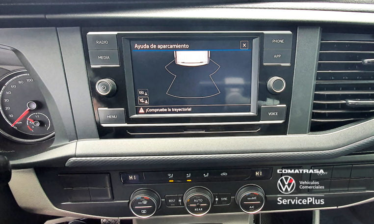 park pilot Volkswagen Caravelle Origin T6.1