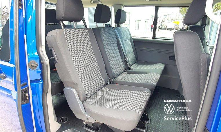 8 plazas Volkswagen Caravelle Origin T6.1