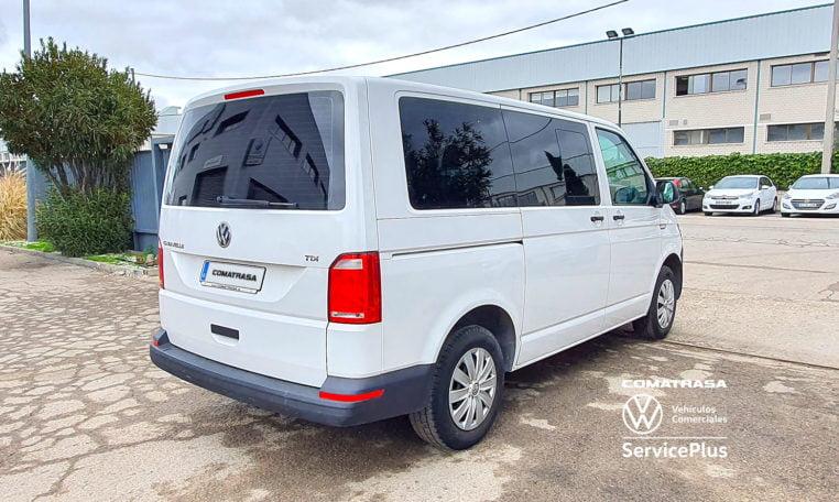 lateral derecho Volkswagen Caravelle Trendline