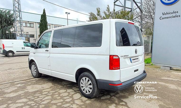 lateral izquierdo Volkswagen Caravelle Trendline