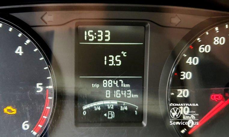 kilómetros Volkswagen Caravelle Trendline T6