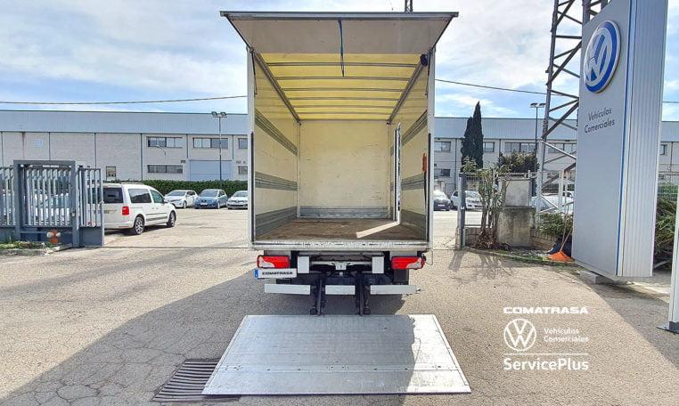 trampilla Zepro Volkswagen Crafer Plywood 35