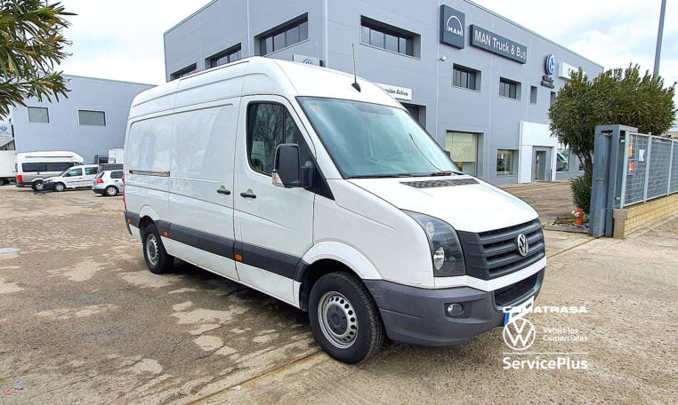 2015 Volkswagen Crafter 30 L3H3 Isotermo