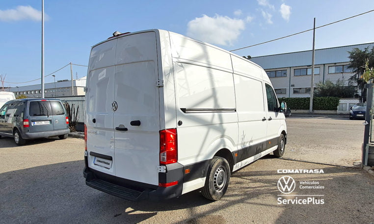 lateral Volkswagen Crafter 35 L3H3