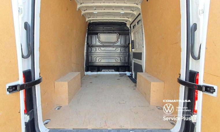 zona de carga panelada Volkswagen Crafter 35 L3H3