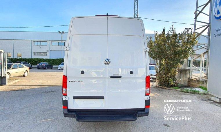 trasera Volkswagen Crafter 35 L5H3