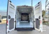 zona de carga Volkswagen Crafter 35 L5H3