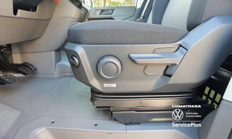 asiento ergocomfort Volkswagen Crafter 35 L5H3