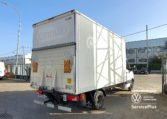 lateral Volkswagen Crafter Plywood 35