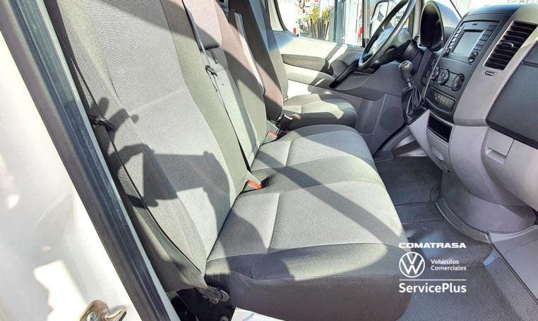 asientos Volkswagen Crafter Plywood 35