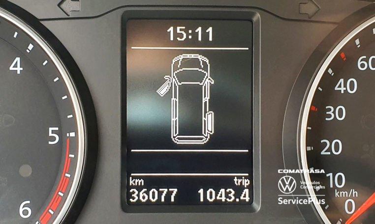 kilómetros Volkswagen Multivan Outdoor DSG