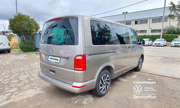 lateral derecho Volkswagen Multivan Outdoor DSG