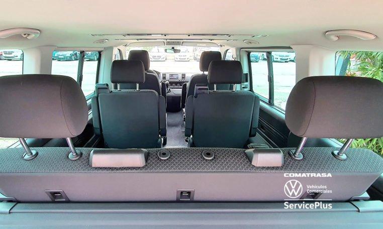 7 plazas Volkswagen Multivan Outdoor DSG