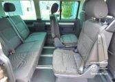asientos giratorios Volkswagen Multivan Outdoor DSG