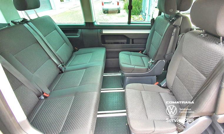 plazas giratorias Volkswagen Multivan Outdoor DSG