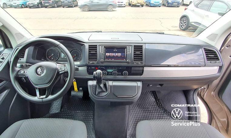 salpicadero Volkswagen Multivan Outdoor DSG