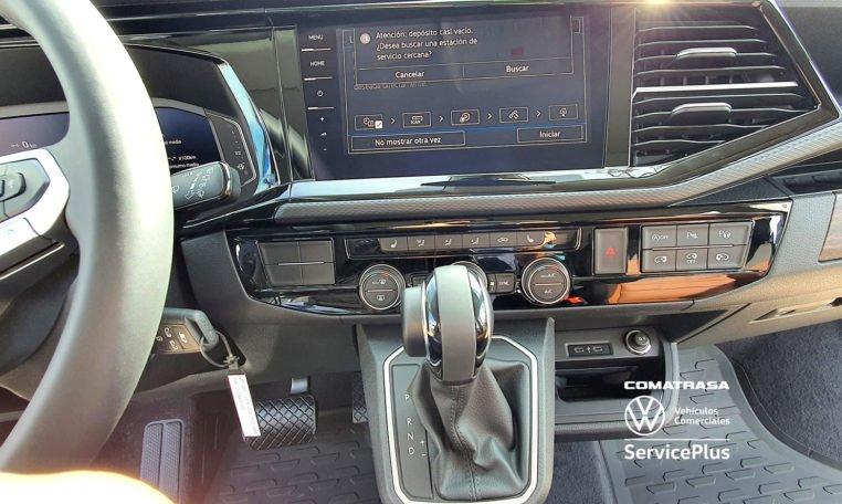 pantalla táctil Volkswagen Multivan Premium 6.1 198 CV