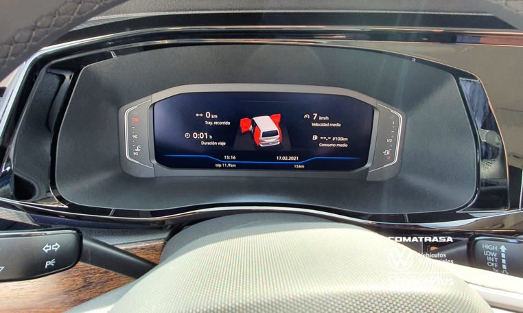bordo Volkswagen Multivan Premium 6.1 198 CV