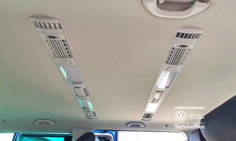 climatización Volkswagen Multivan Premium 6.1 198 CV