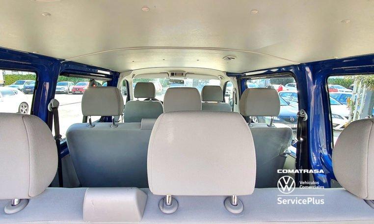 8 plazas Volkswagen Transporter T5 114 CV