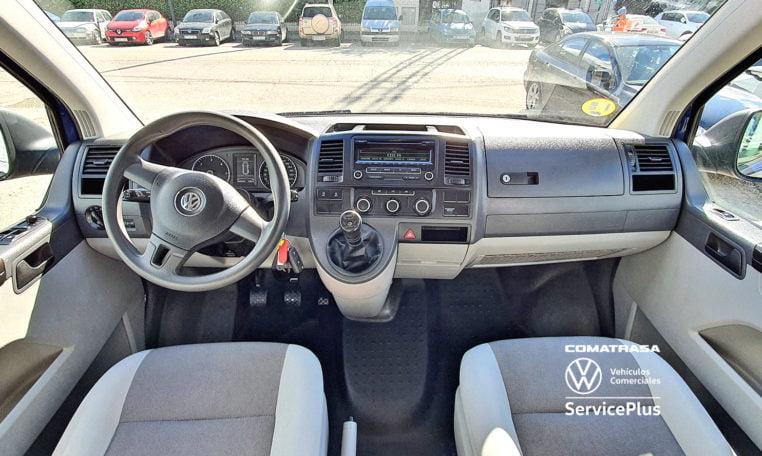 salpicadero Volkswagen Transporter T5 114 CV