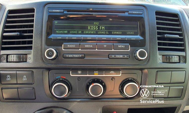 climatizador Volkswagen Transporter T5 114 CV