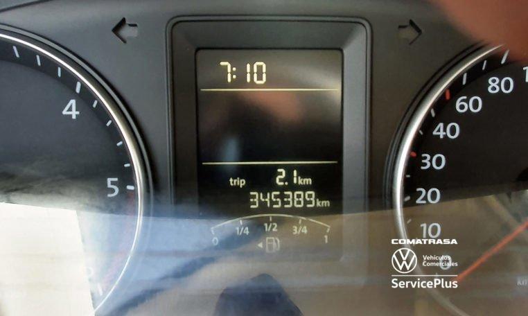 kilómetros Volkswagen Transporter T5