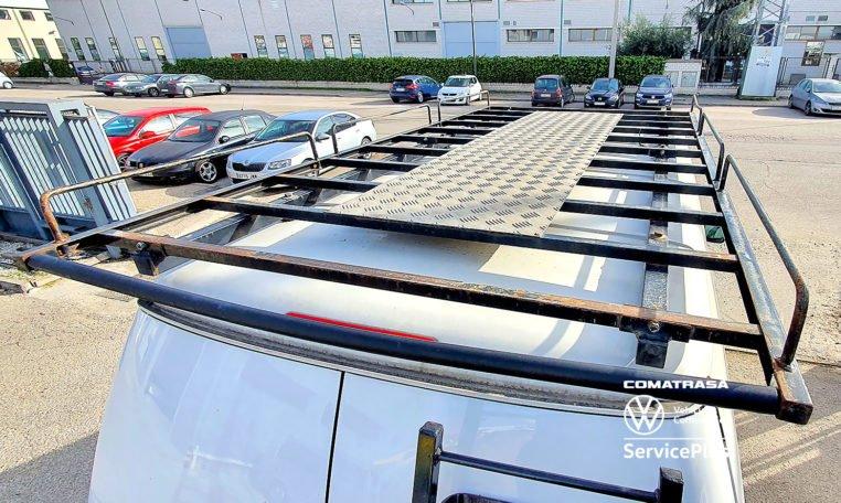 baca techo Volkswagen Transporter T5